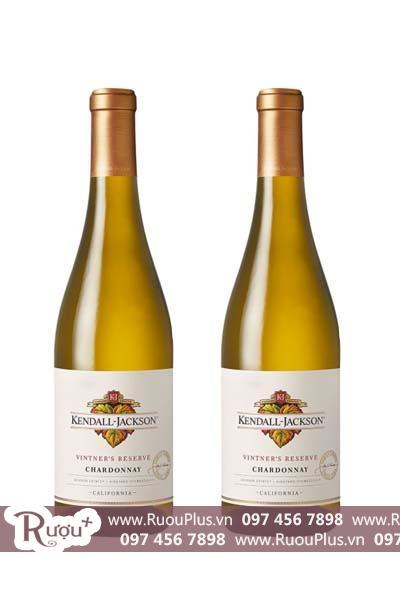 Rượu vang Kendall Jackson - Vintners Reserve Chardonnay