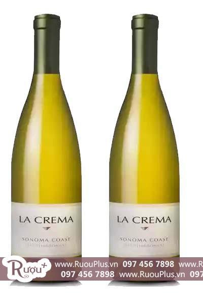 Rượu vang Mỹ La Crema Sonoma Chardonnay