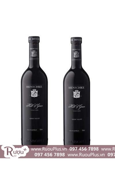 Rượu vang Úc Henschke Hill of Grace
