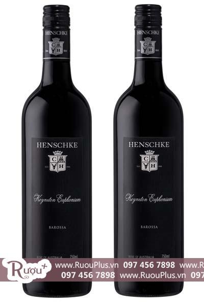 Rượu vang Úc Henschke Keyneton Estate Euphonium