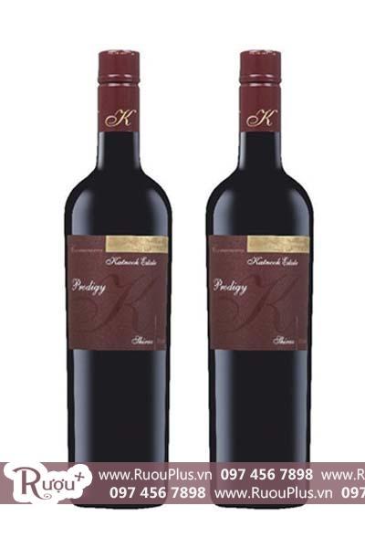 Rượu vang Úc Katnook Prodigy Shiraz