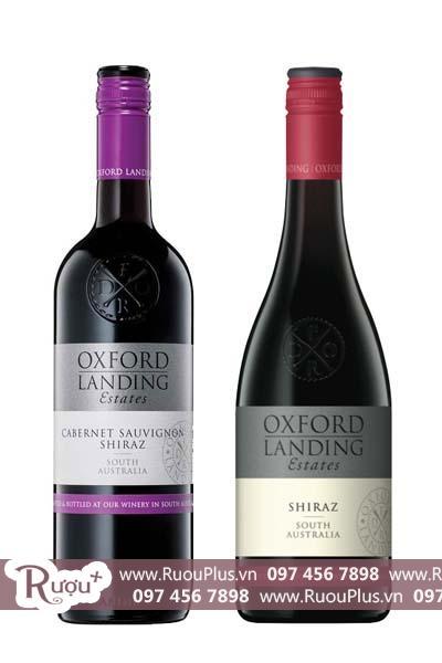 Rượu vang Úc Oxford Landing