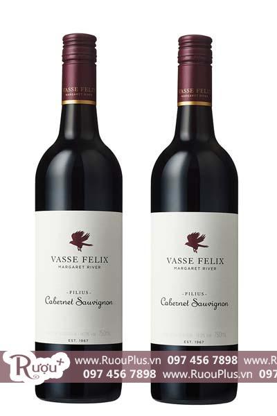 Rượu vang Úc Vasse Felix Filius Cabernet Sauvignon
