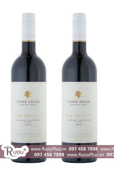 Rượu vang Úc Vasse Felix Tom Cullity Cabernet Malbec