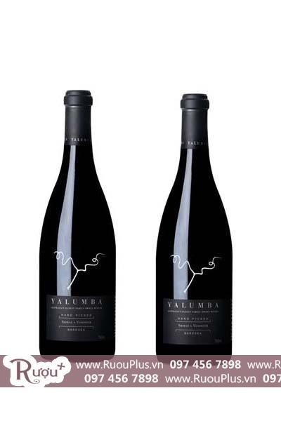 Rượu vang Úc Yalumba Hand Picked Shiraz - Viognier