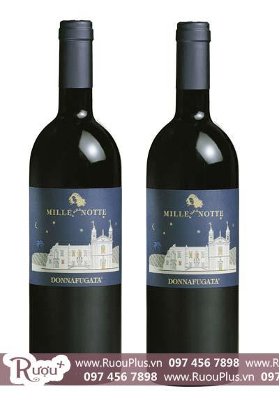 Rượu vang Ý Donnafugata Mille E Una Notte Terre Siciliane IGT