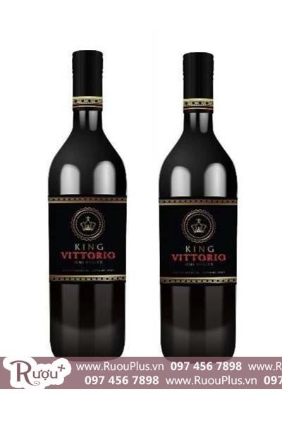 Rượu vang Ý King Vittorio