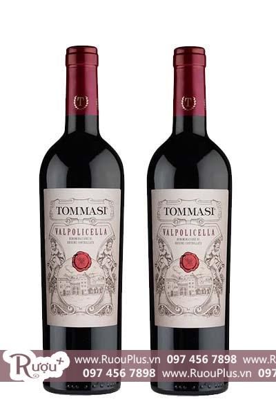 Rượu vang Ý Tommasi Valpolicella DOC