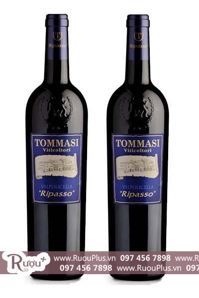 Rượu vang Ý Tommasi Valpolicella Superiore Ripasso