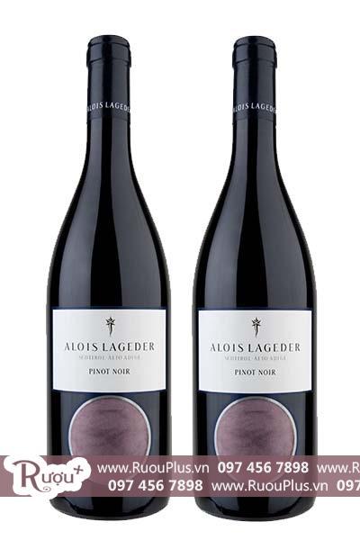 Rượu vang Ý Sudtirol Pinot Noir