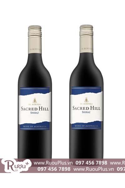 Rượu vang Úc De Bortoli Sacred Hill Shiraz