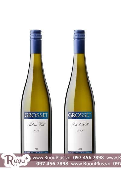 Rượu vang Úc Grosset Polish Hill Riesling