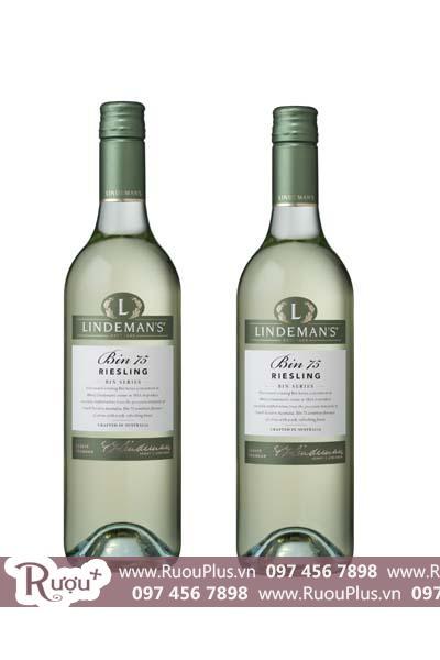 Rượu vang Úc Lindemans Bin 75 Riesling