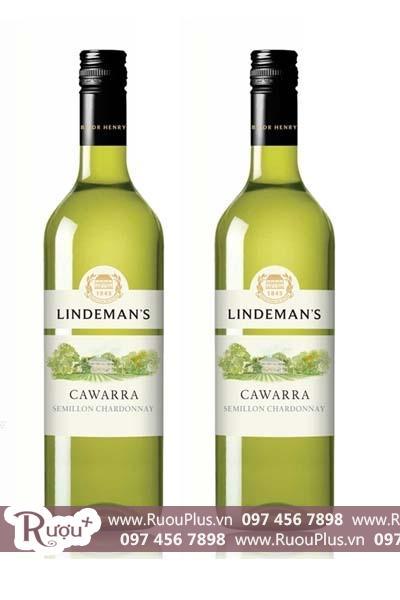 Rượu vang Úc Lindemans Cawarra Chardonnay