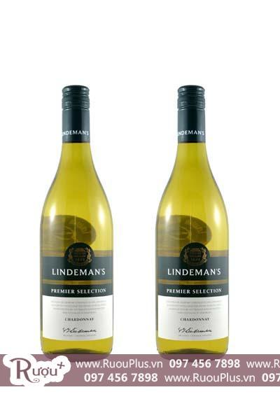Rượu vang Úc Lindemans Premier Selection Semillon Chardonnay