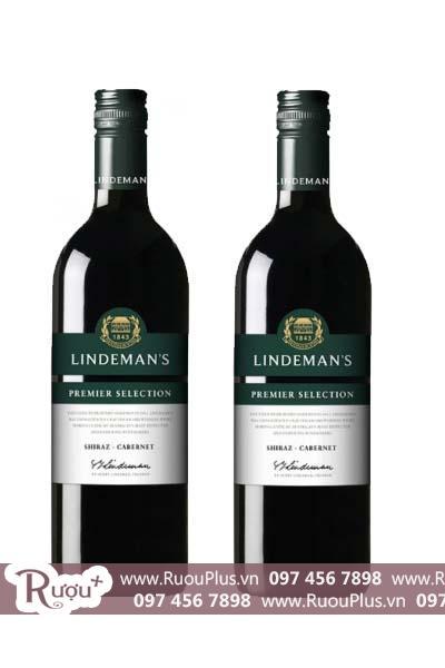 Rượu vang Úc Lindemans Premier Selection Shiraz Cabernet