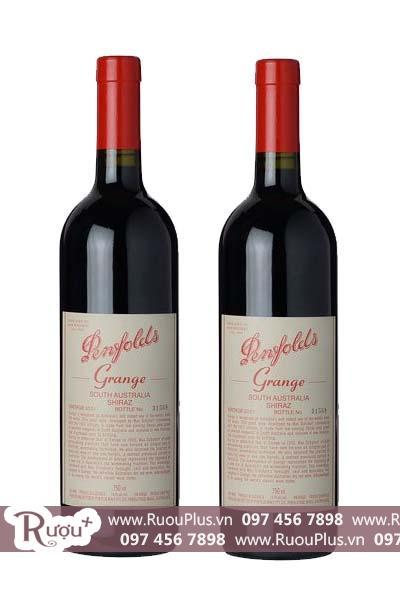 Rượu vang Úc Penfolds Grange Shiraz