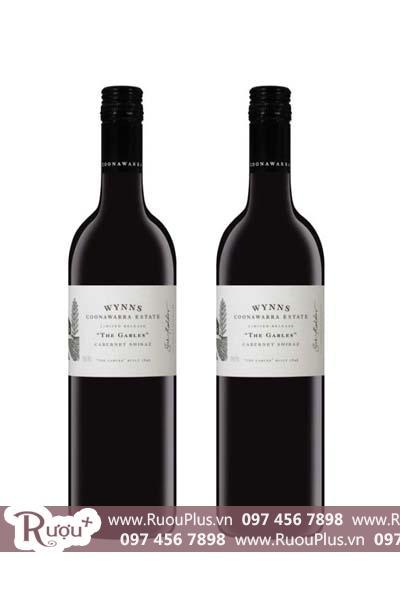 Rượu vang Úc Wynns The Gables Cabernet Shiraz