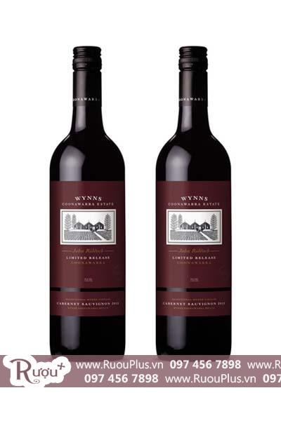 Rượu vang Úc Wynns John Riddoch Cabernet Sauvignon