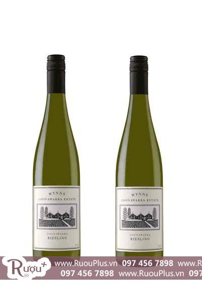 Rượu vang Úc Wynns Riesling Coonawarra
