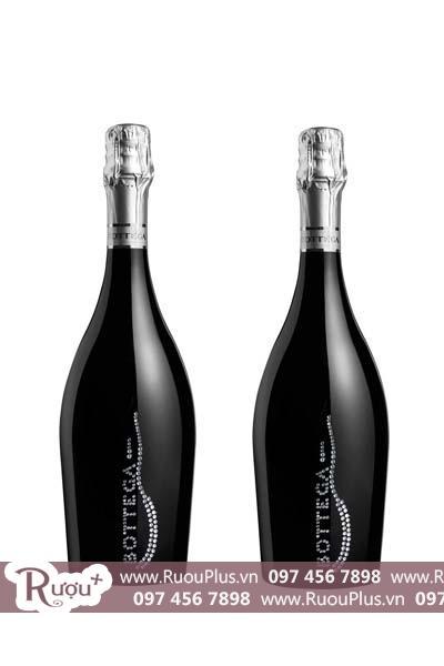 Rượu vang Ý Bottega Diamond Spumante Brut