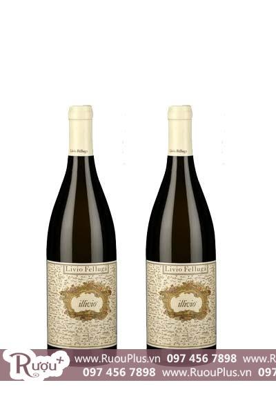 Rượu vang Ý Livio Felluga Illivio Friuli Colli Orientali