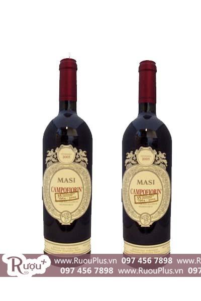 Rượu vang Ý Masi Campofiorin