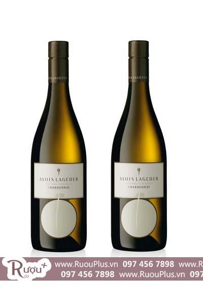 Rượu vang Ý Tenutae Lageder Sudtirol Chardonnay