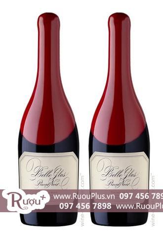 Rượu vang Mỹ Belle Glos Pinot Noir Dairyman