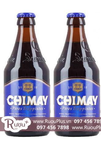 Bia chai Chimay Peres Trappistes 9% nhập khẩu giá rẻ