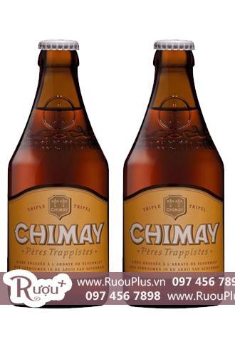 Bia Chimay Peres Trappistes 8% nhập khẩu giá rẻ