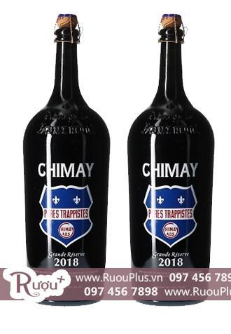 Bia Chimay Peres Trappistes 9% nhập khẩu giá rẻ