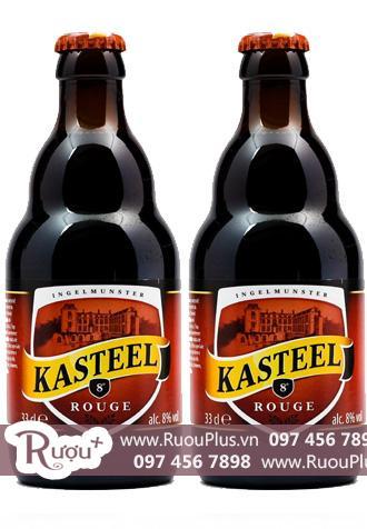 Bia Kasteel Rouge nhập khẩu giá rẻ