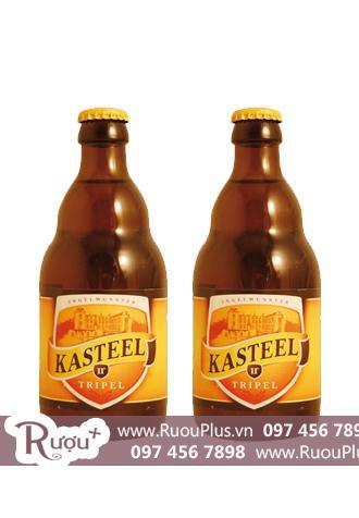 Bia Kasteel Triple nhập khẩu giá rẻ