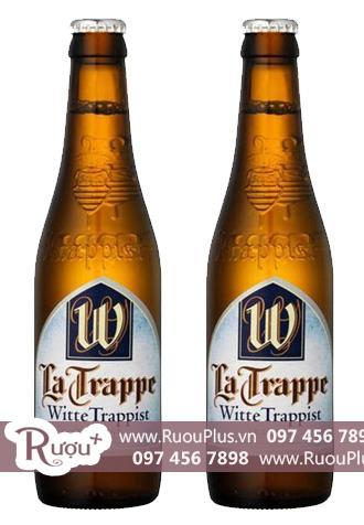 Bia La Trappe Witte Trappist nhập khẩu giá rẻ