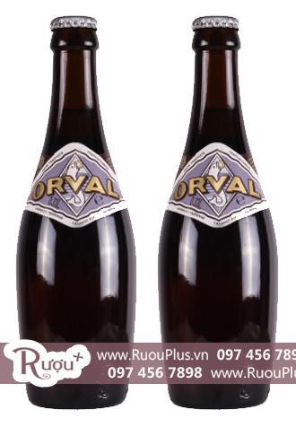 Bia Orval Belgium nhập khẩu giá rẻ
