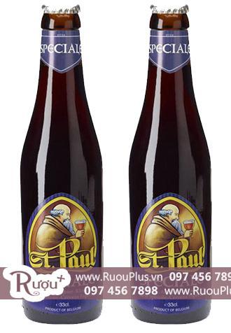Bia Nhập Khẩu St. Paul Speciale