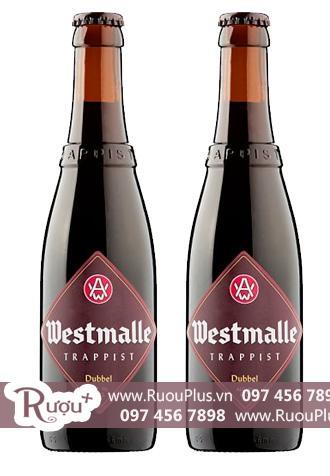 Bia Westmalle Dubbel nhập khẩu giá rẻ