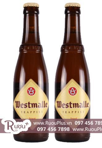 Bia Westmalle Tripel nhập khẩu giá rẻ