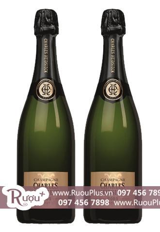 Sâm Banh Pháp Champagne Charles Heidsieck Brut Millesime