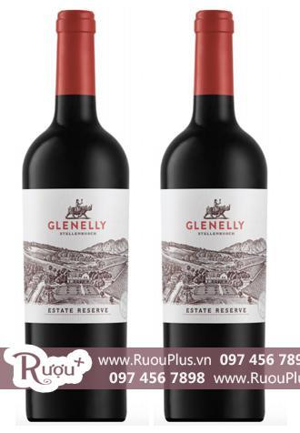 Rượu vang Nam Phi Glenelly Estate Reserve Blend