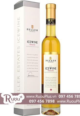 Rượu vang ngọt Canada Icewine Riesling