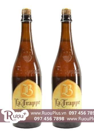 Bia La Trappe Blond nhập khẩu giá rẻ