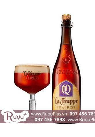 Bia La Trappe Quadrupel nhập khẩu giá rẻ