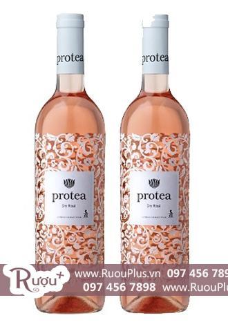 Rượu vang hồng Protea Dry Rose