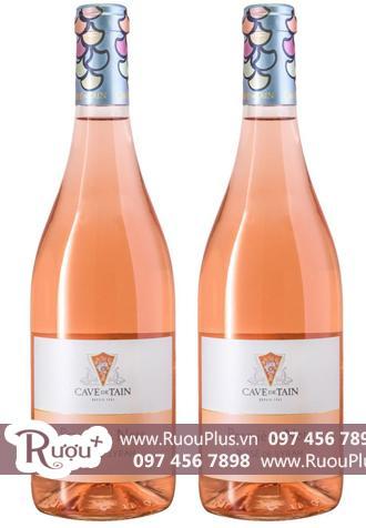 Rượu vang hồng Premiere Note Rose De Syrah