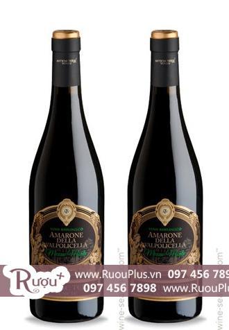 Rượu vang Ý Amarone Della Valpolicella Biologico
