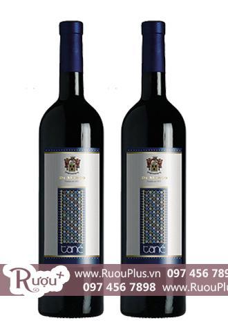 Rượu vang Ý Di Marco Tanè Nero di Troia