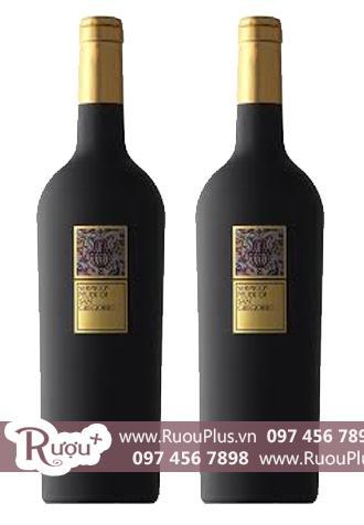 Rượu vang Ý Serpico Irpinia Aglianico Grape Aglianico