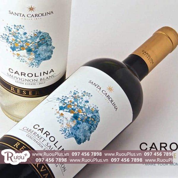Rượu vang Chile Santa Carolina Carolina Cabernet Sauvignon